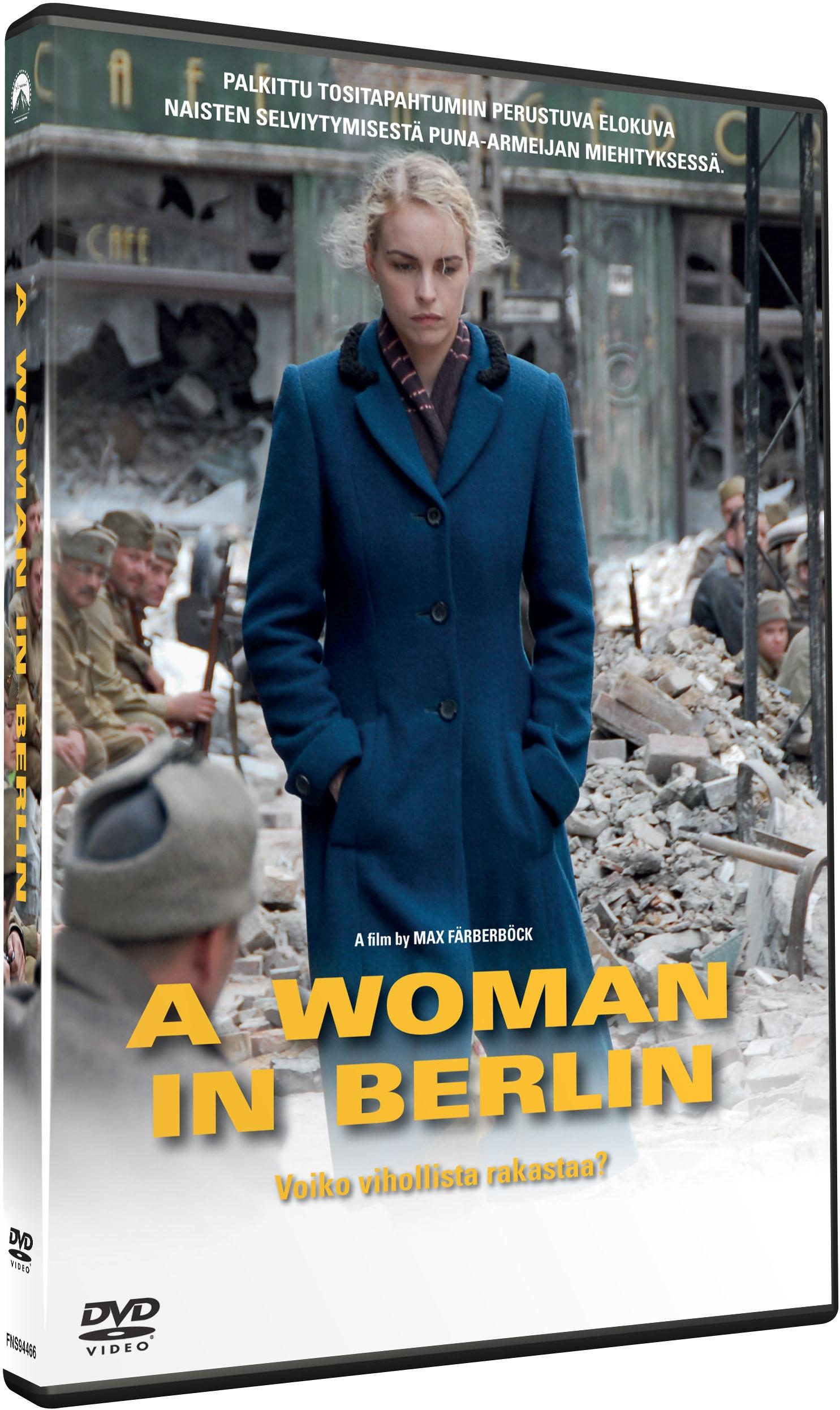 Nainen Berliinissä