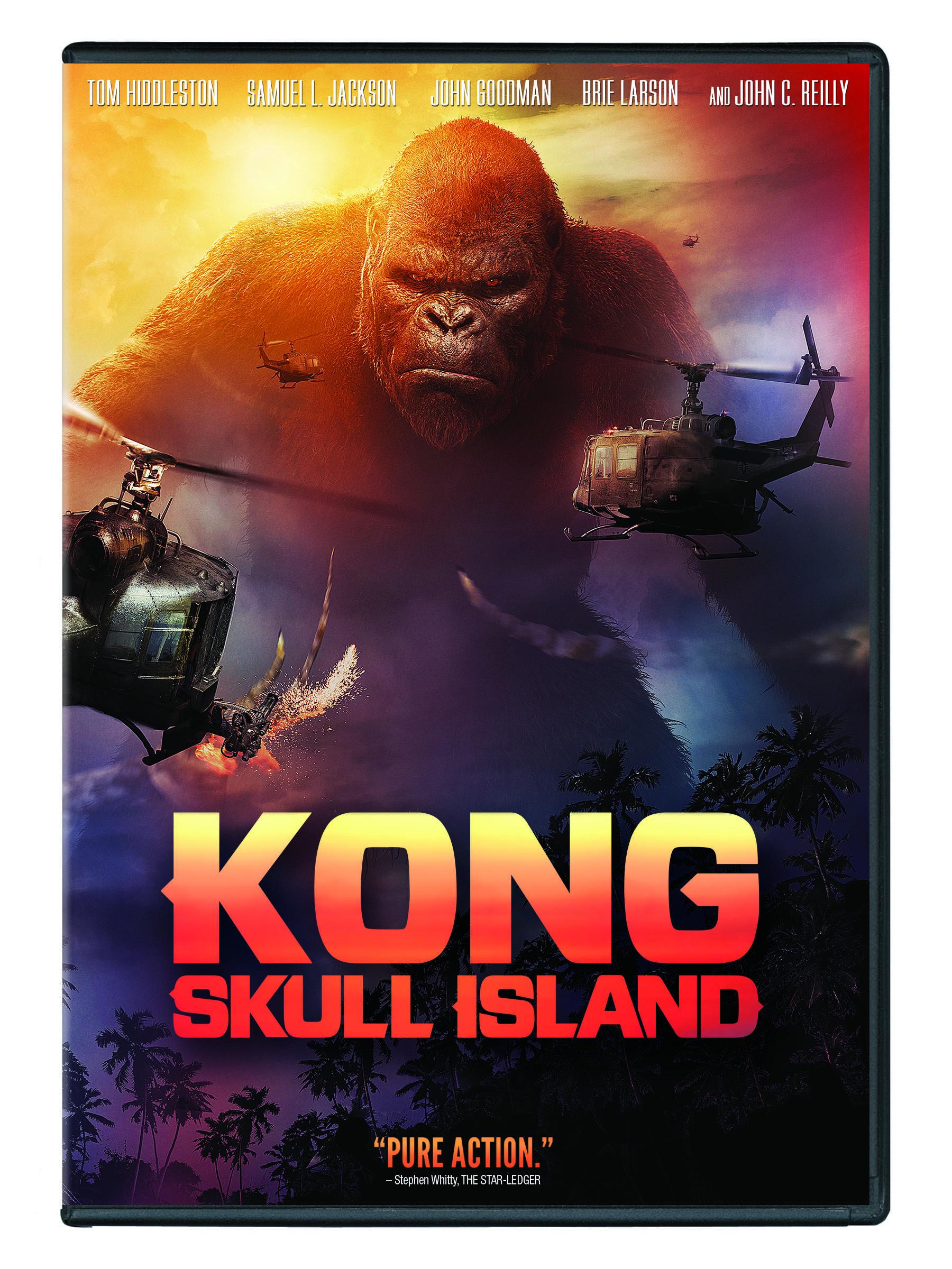 Kong Pääkallosaari